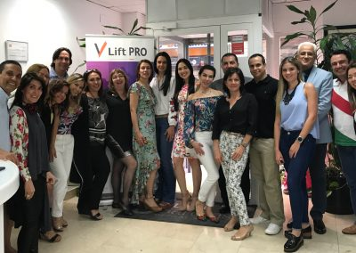 V LIFT PRO INTERNATIONAL COURSE 2017 (MADRID)