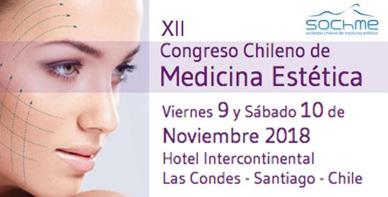 XII CONGRESO NACIONAL DE MEDICINA ESTÉTICA (CHILE)