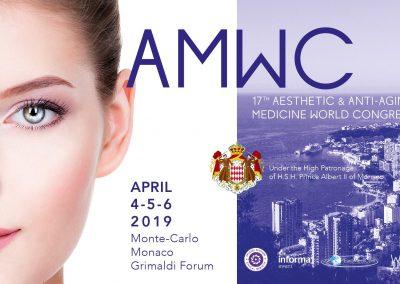 AMWC MONTE-CARLO 2019